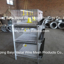 Commercial Broiler Chicken Cages &Baby Chick Cage
