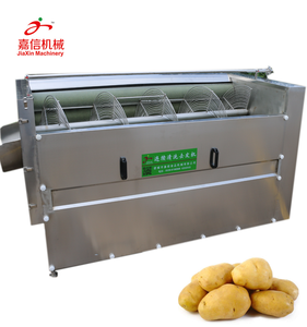 CE certificated potato peeling machine