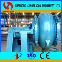 "6""/4"" Commercial Single Stage Single Suction Dredge Mud Sludge Slurry Pump"
