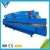 4M/6M*1.8mm Hydraulic Sheet Bending Machine