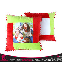 NEW ARRIVAL pillow stock lots cover cushion sublimation pillow case