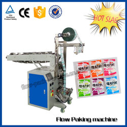 Auto cotton candy packing machine ZV-320B