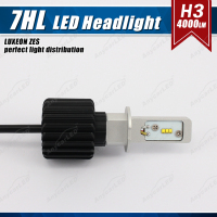 New Hot Selling Products Headlight Assembly Motorcycle Led Light Auto Tuning