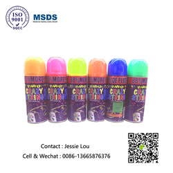 250ml party wholesale crazy string silly string