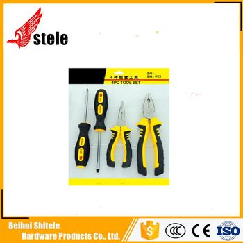 Cheap promotion thand tools set for gift