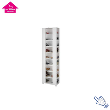 Hot Sale Modern Wooden Antique Shoe Rack Cabinet With Mirror