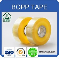 water acrylic strong adhesive cheap bopp tape