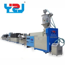 2017 new packaging products pp pet strap band extrusion line