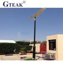 shenzhen led factory outdoor 10w integrated solar led street light