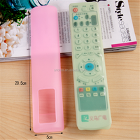 Fashion silicone rubber universal tv remote control covers