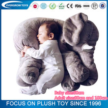 wholesale cheap elephant pillow plush elephant <strong>toy</strong>