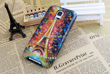 Printed PC TPU Phone Case Cover Skin for Samsung Galaxy S5