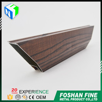 Best selling electrophoretic and Fluorocarbon manufacturer jindal aluminium extrusions