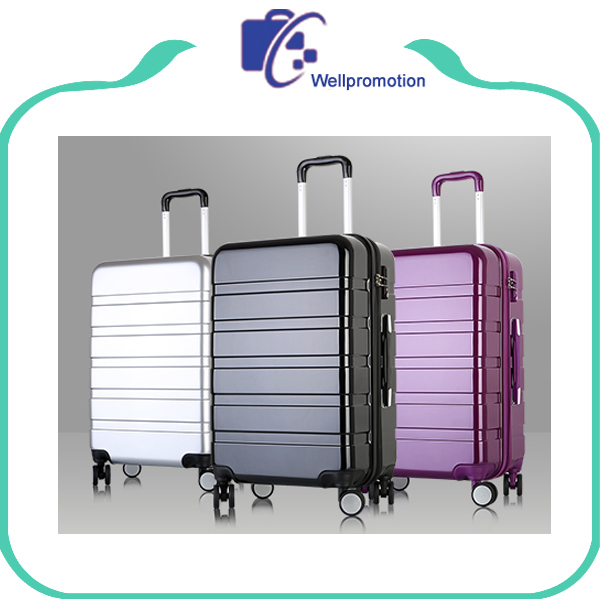 3pcs Hard Shell Travel luggage Sets Bag ABS PC Trolley Bag Suitcase
