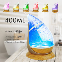 FCC Rohs CE approved wholesale electric aromatherapy essential oil humidifier ultrasonic aroma diffuser