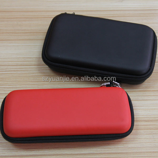 EVA molded hard case with zipper