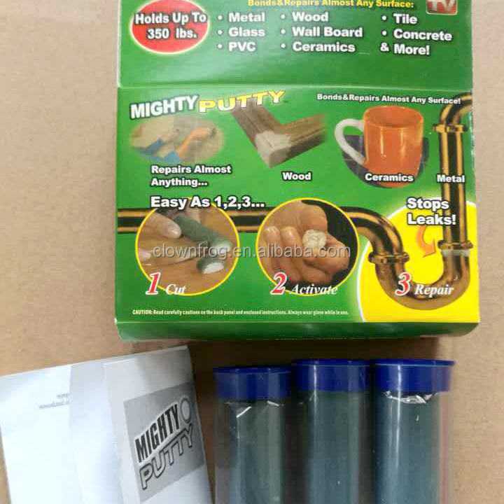 Mighty Putty 3PC ,Repaired ,Fix, Fill, Seal