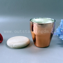 Custom made candle making raw materials travel