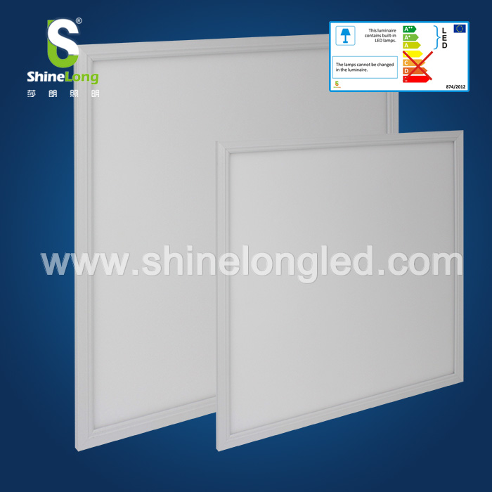 High Brightness ultra slim 40W DALI dimmable led ceiling panel light