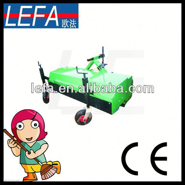 2014 New Farm Tractors magic broom sweeper