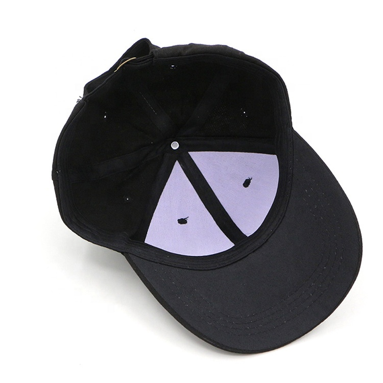 Summer Hip Hop Punk Baseball Caps Unisex Mens Womens Casual Solid Color Cotton Gorras Snapback Cap Hats Zipper Cap
