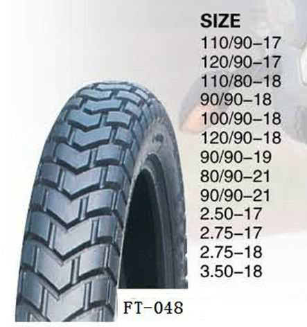 motorcycle tires 100/90-17