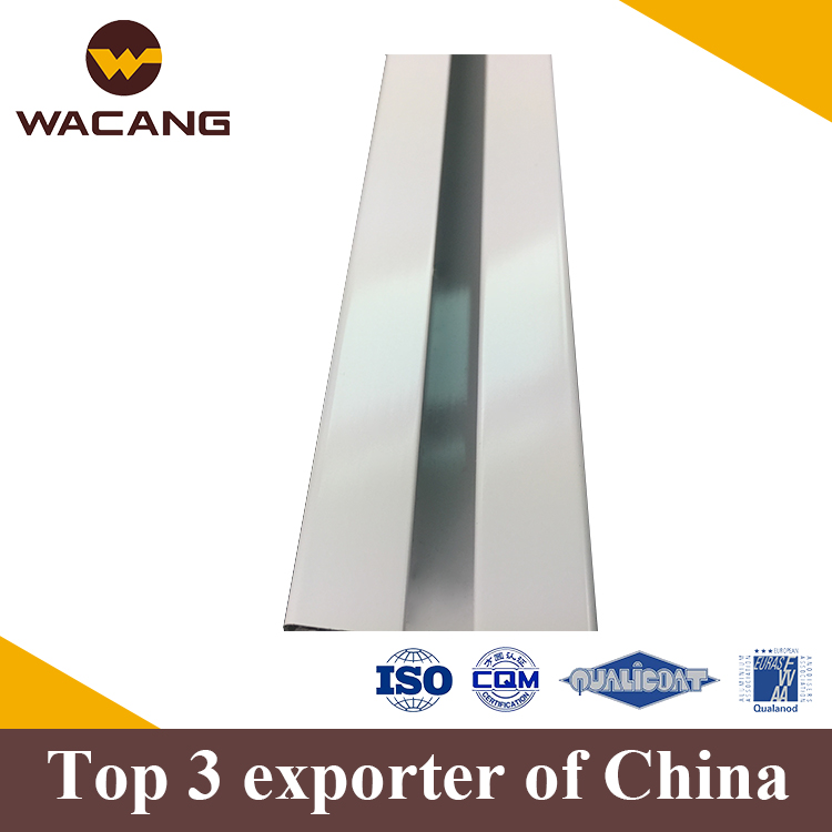 6063 T5 aluminium extrusions alloy 6000 series / aluminum profiles curtain track / curtain for sliding window