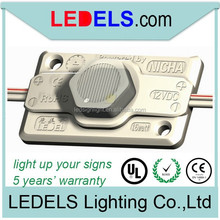 High lighting efficiency 100 lm/w side lighting module led for display case ul listed