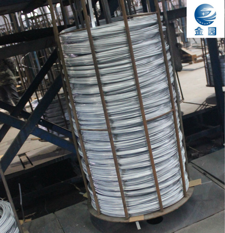 BWG 22 8kg Electro Galvanized Iron Metal Wire