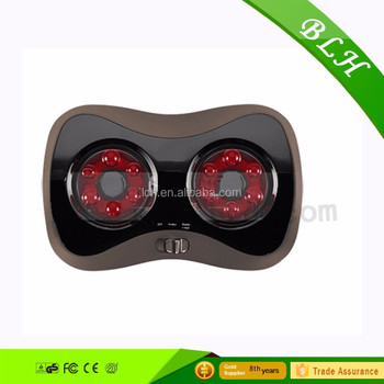 BLH high quality light weight design multi-funciton kneading shiatsu foot massager with heating function