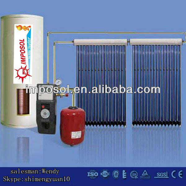 Swimming pools solar thermal collector/solar energy system