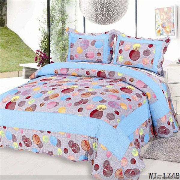 Stable quality unique fashion design super king size super soft cotton bedding set OEM service