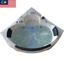 Hangzhou Indoor Acrylic Massage Bathtub Drain Cover/ Whirlpool Bathtub Massage Jet Covers Plastic
