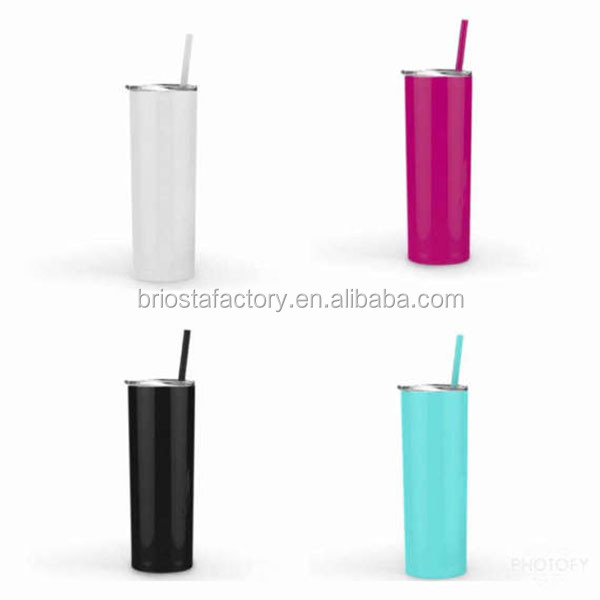 Wholesale Stainless Steel 20oz Skinny Tumbler