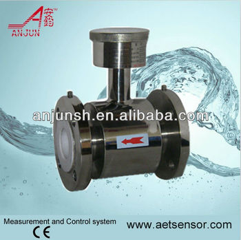 Electromagnetic Flowmeter Intelligent flow meter for high accuracy