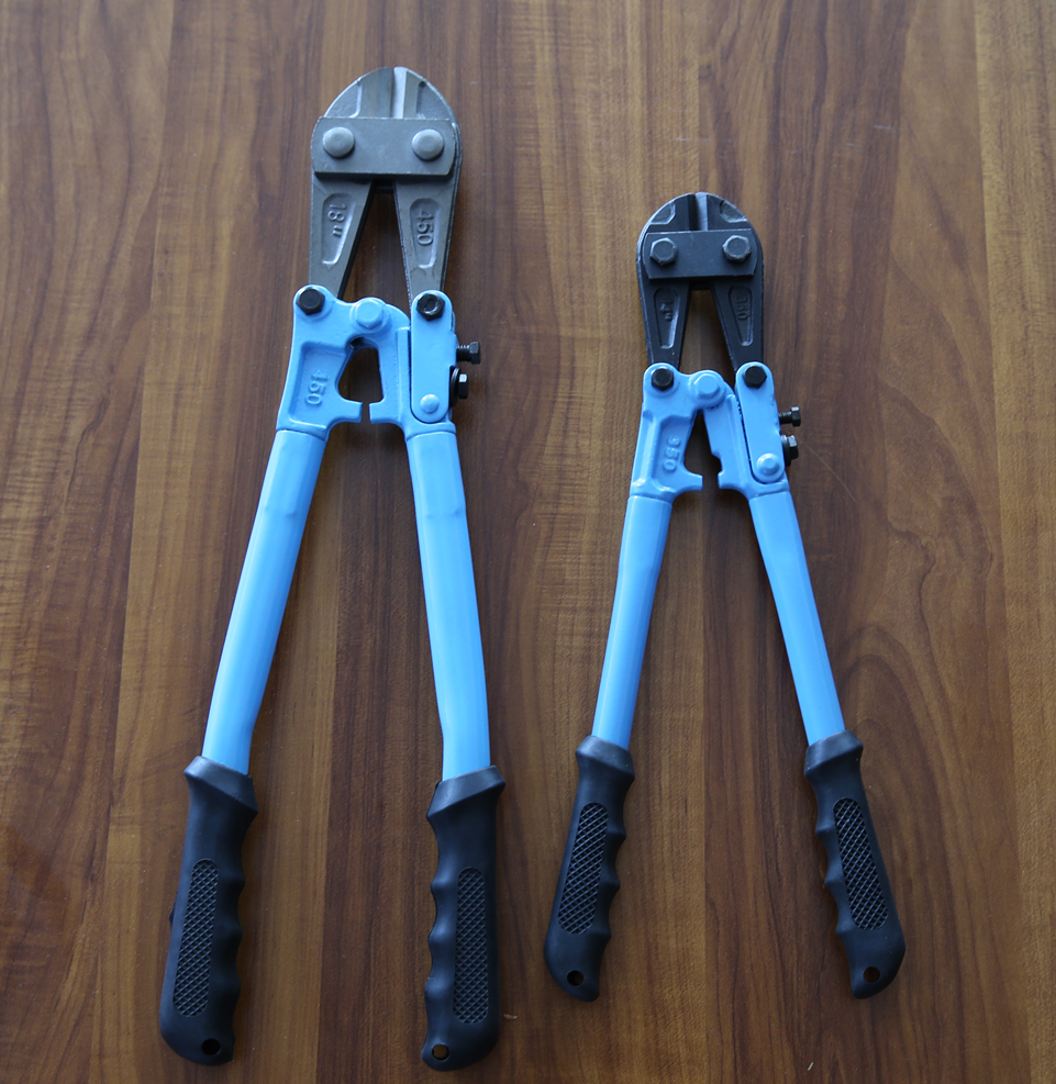 Mini bolt cutter T8 steel blade &pp handle