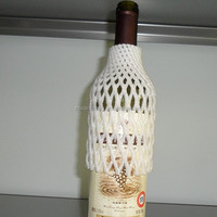 wine expandable foam packaging