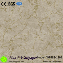 Plus P High Quality Modern pvc Decorative Beautiful home 3d wallpaper