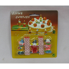 Unique birthday party candles for children kids