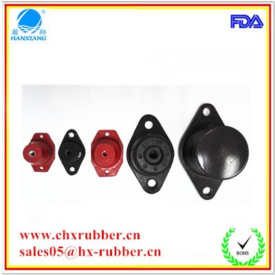 custom rubber duckbill check valve