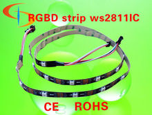 high quality dc 5v led flexible strip with 60 LEDs/m, IP67 silicone tube waterproof, green color, Epistar Chips in SMD5050