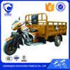 China hot selling 200cc heavy loading cargo three wheel tricycle