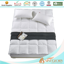 "Hotel Cool Mattress Pad 18"" Deep, Queen, Waterproof Camping Hotel Easy Care Mattress Pad"