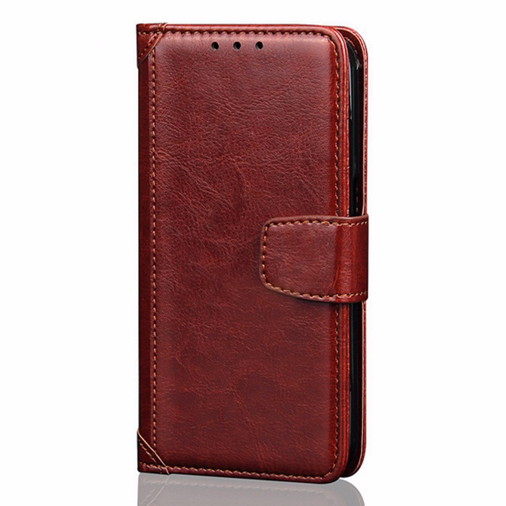 Can put Picture! PU flip leather case,back cover for Samsung Galaxy S8 new phone with 2 card slots/money pocket