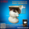liquid moding platinum silicone for casting stone sculptures