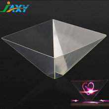 Holographic Display 3D Pyramid Display Phone Hologram 3D holographic projection