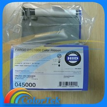 Fargo YMCKO Ribbon 45000 for DTC1000 Printer