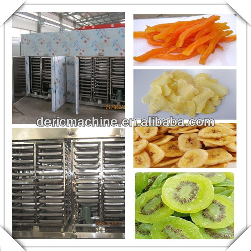 deric factoy directly stainless steel industrial fruit dehydrator for sale/2014 hot saling Box-type fruit and vegetable drier