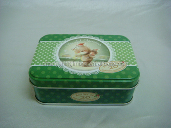 Tin Packaging Box