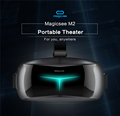 New!!! Magicsee M2 New model Quad-core 64bit 2G/8G Wi-Fi 2.4GHz 802.11 B/G/N all in one VR headset